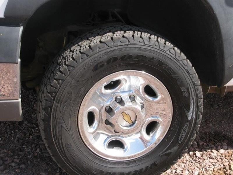 2004 Chevrolet Silverado 2500HD for sale at Heritage Motors in Casa Grande AZ
