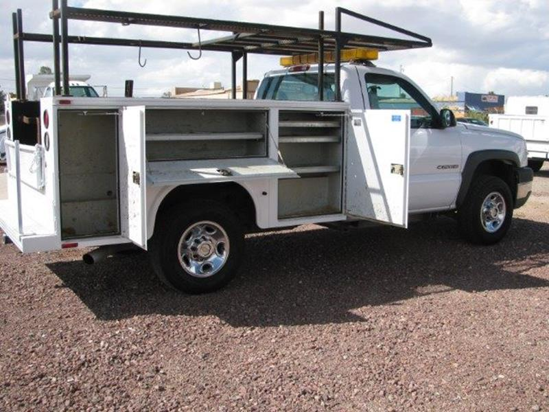 2004 Chevrolet Silverado 2500HD for sale at Heritage Motors in Casa Grande AZ