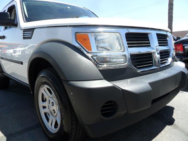 2007 Dodge Nitro for sale at Heritage Motors in Casa Grande AZ