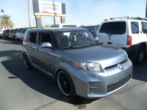 2012 Scion xB for sale at Heritage Motors in Casa Grande AZ