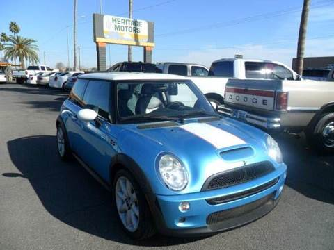 2004 MINI Cooper for sale at Heritage Motors in Casa Grande AZ