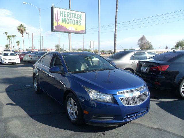 2012 Chevrolet Cruze for sale at Heritage Motors in Casa Grande AZ