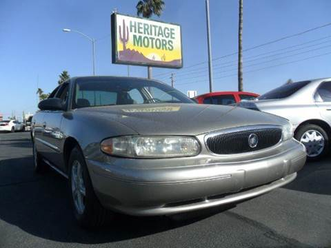 2003 Buick Century for sale at Heritage Motors in Casa Grande AZ