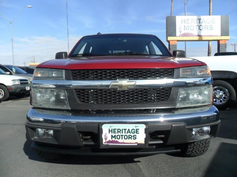 2005 Chevrolet Colorado for sale at Heritage Motors in Casa Grande AZ