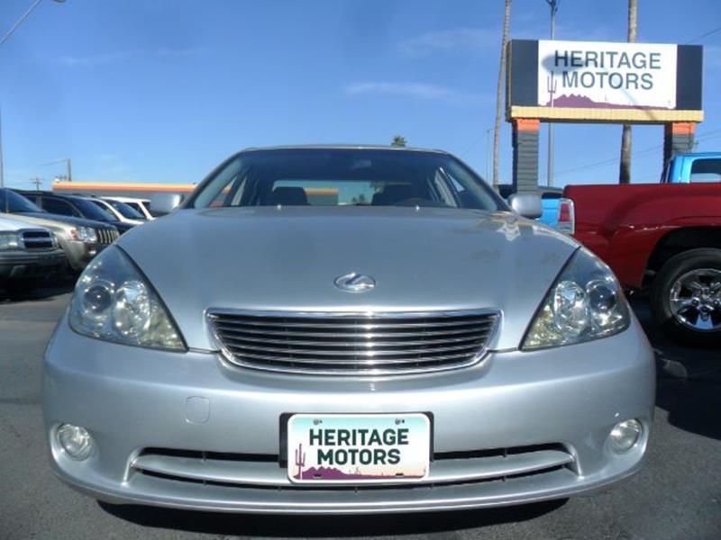 2005 Lexus ES 330 for sale at Heritage Motors in Casa Grande AZ