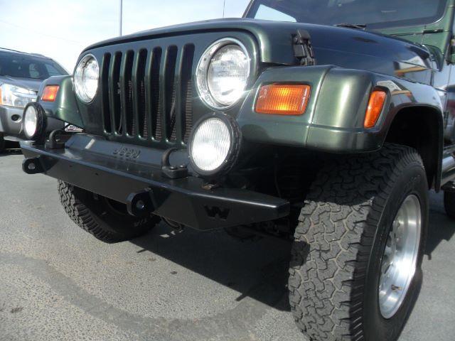 1997 Jeep Wrangler for sale at Heritage Motors in Casa Grande AZ