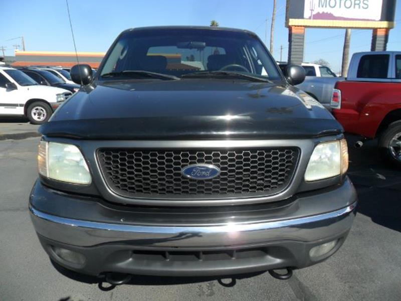 2002 Ford F-150 for sale at Heritage Motors in Casa Grande AZ