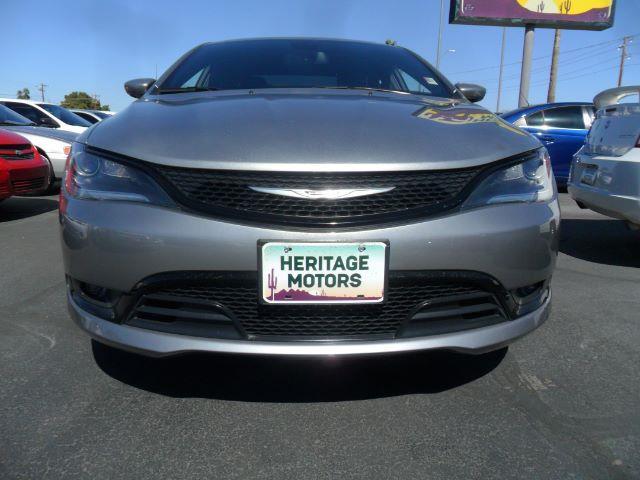 2015 Chrysler 200 for sale at Heritage Motors in Casa Grande AZ