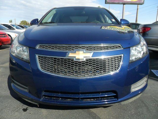 2012 Chevrolet Cruze for sale at Heritage Motors in Casa Grande AZ