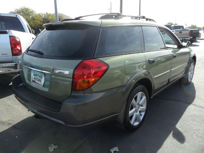 2006 Subaru Outback for sale at Heritage Motors in Casa Grande AZ