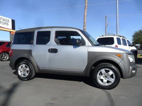 2004 Honda Element for sale at Heritage Motors in Casa Grande AZ
