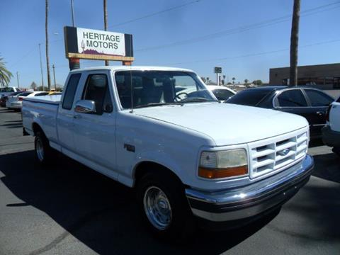 1995 Ford F-150 for sale at Heritage Motors in Casa Grande AZ