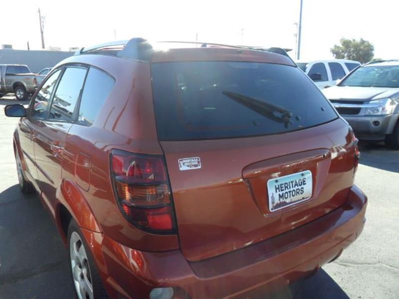 2004 Pontiac Vibe for sale at Heritage Motors in Casa Grande AZ
