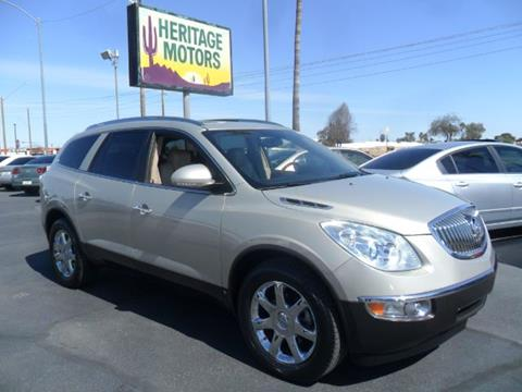 2008 Buick Enclave for sale at Heritage Motors in Casa Grande AZ