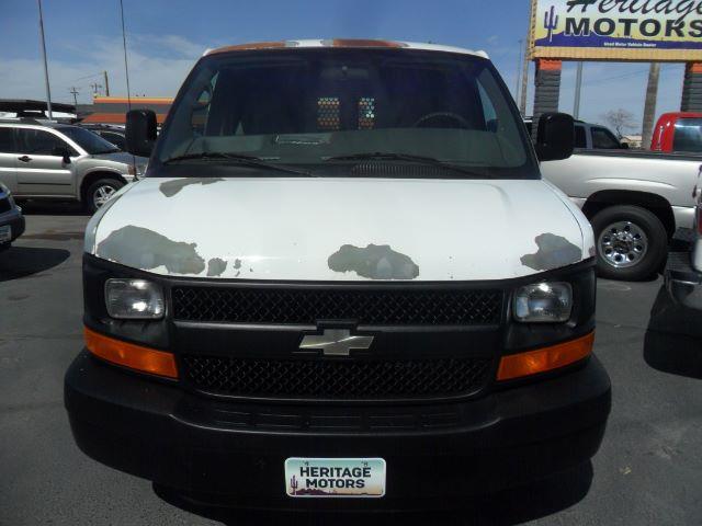 2004 Chevrolet Express Cargo for sale at Heritage Motors in Casa Grande AZ