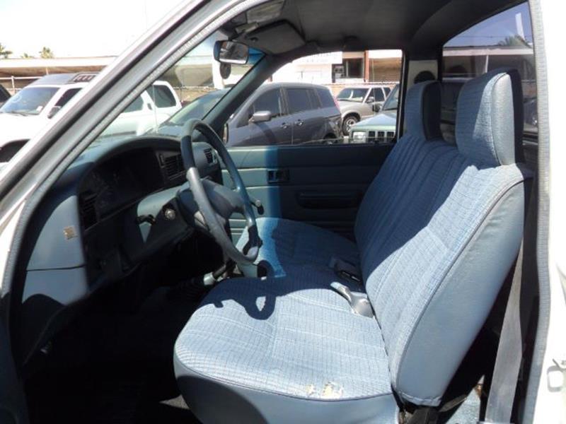 1990 Toyota Pickup for sale at Heritage Motors in Casa Grande AZ