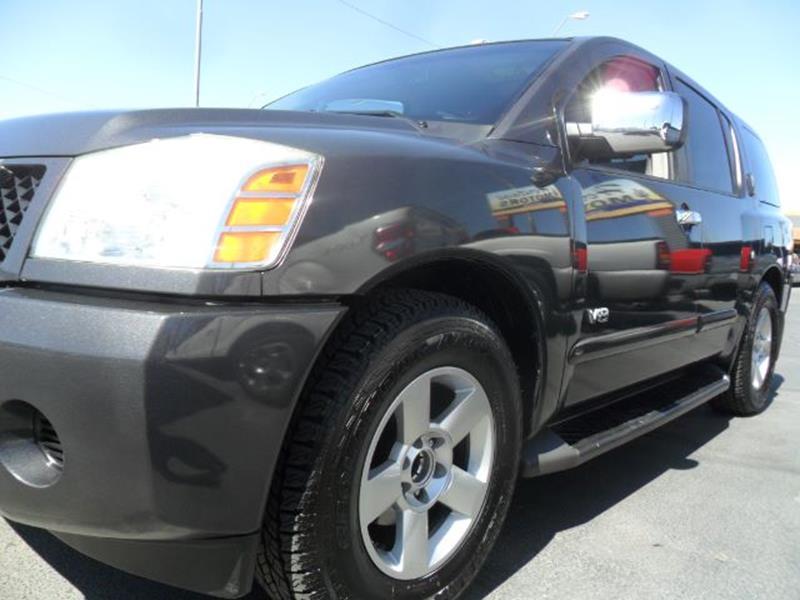 2006 Nissan Armada for sale at Heritage Motors in Casa Grande AZ