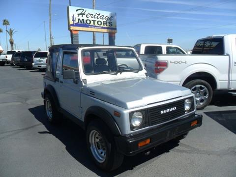 suzuki samurai for sale - carsforsale