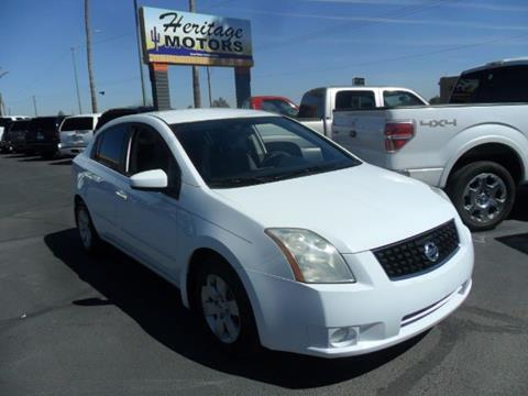 2008 Nissan Sentra For Sale In Arizona