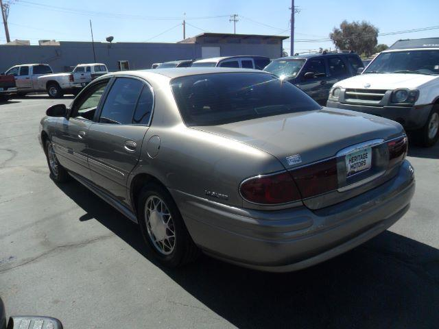 2002 Buick LeSabre for sale at Heritage Motors in Casa Grande AZ