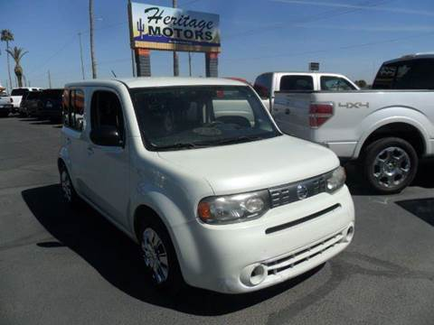 2009 Nissan cube for sale at Heritage Motors in Casa Grande AZ