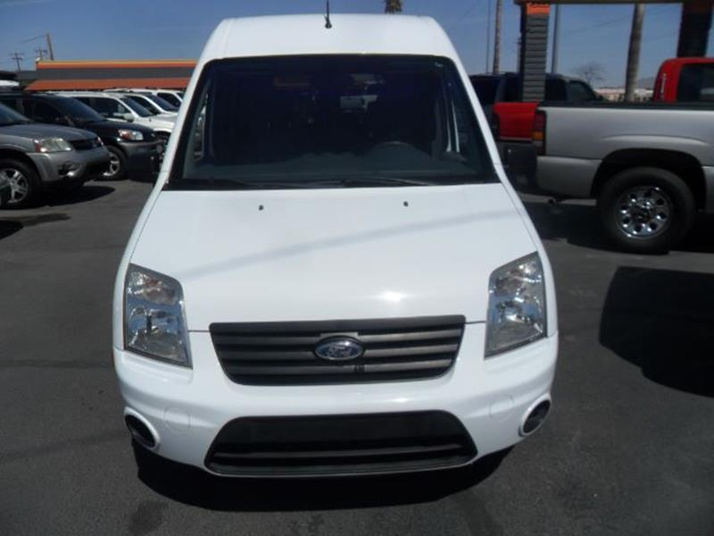 2012 Ford Transit Connect for sale at Heritage Motors in Casa Grande AZ