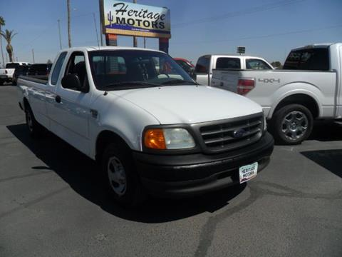 2004 Ford F-150 Heritage for sale at Heritage Motors in Casa Grande AZ