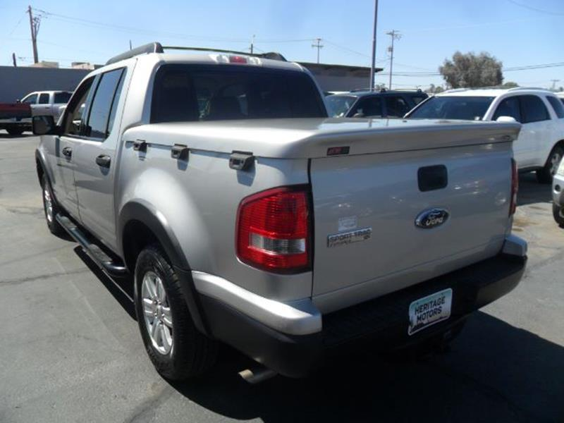 2007 Ford Explorer Sport Trac for sale at Heritage Motors in Casa Grande AZ