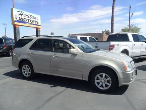 2007 Cadillac SRX for sale at Heritage Motors in Casa Grande AZ