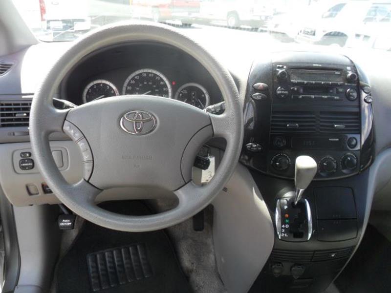 2005 Toyota Sienna for sale at Heritage Motors in Casa Grande AZ
