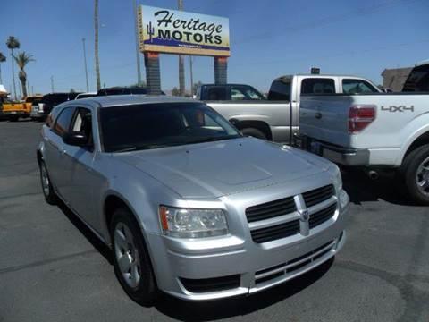 2008 Dodge Magnum for sale at Heritage Motors in Casa Grande AZ