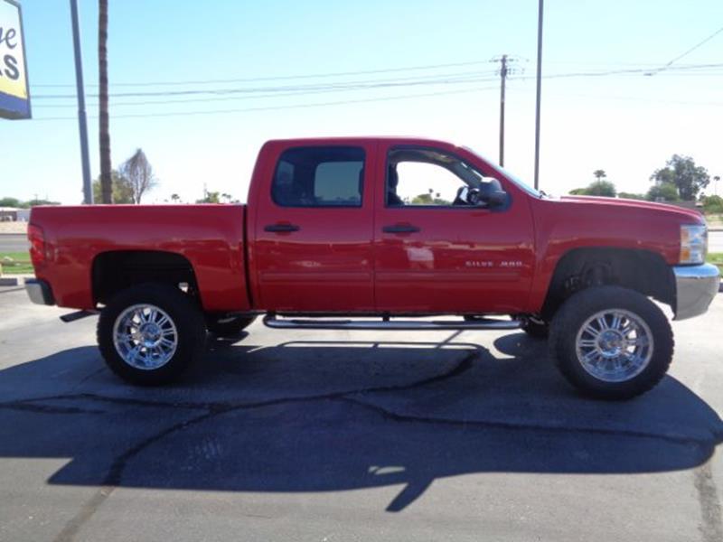 2012 Chevrolet Silverado 1500 for sale at Heritage Motors in Casa Grande AZ