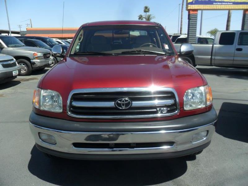 2000 Toyota Tundra for sale at Heritage Motors in Casa Grande AZ