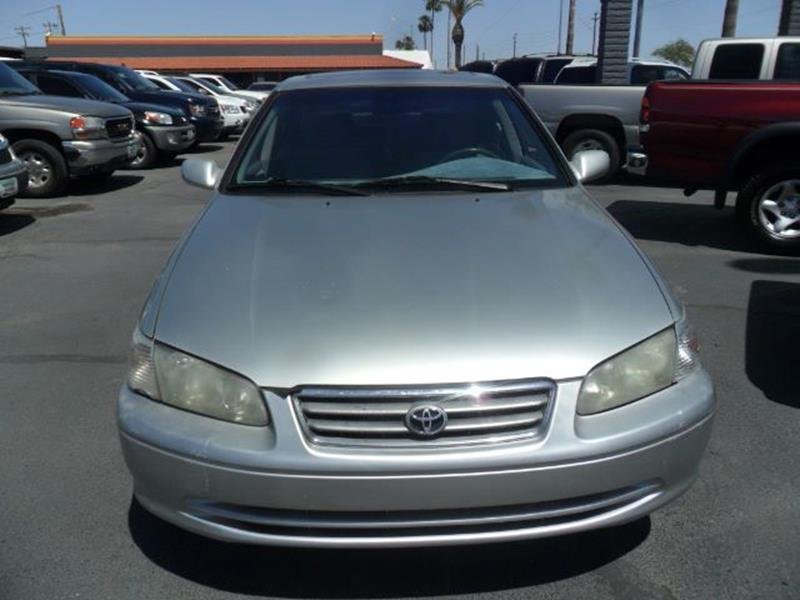 2000 Toyota Camry for sale at Heritage Motors in Casa Grande AZ