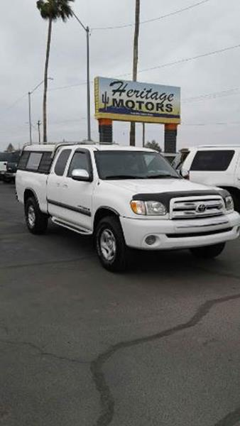 2003 Toyota Tundra for sale at Heritage Motors in Casa Grande AZ