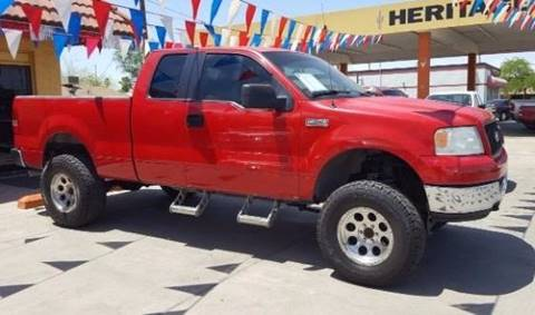 2005 Ford F-150 for sale at Heritage Motors in Casa Grande AZ