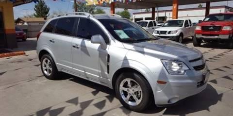 2013 Chevrolet Captiva Sport for sale at Heritage Motors in Casa Grande AZ
