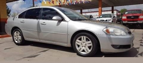 2007 Chevrolet Impala for sale at Heritage Motors in Casa Grande AZ