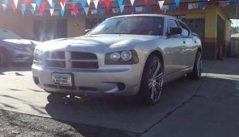 2009 Dodge Charger for sale at Heritage Motors in Casa Grande AZ