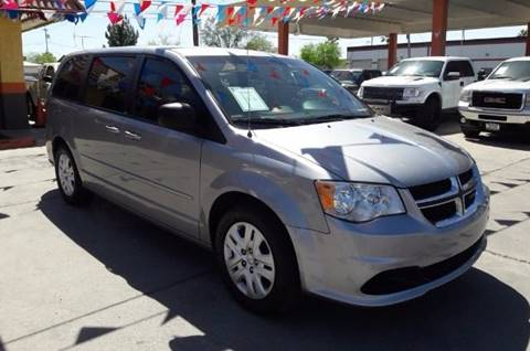 2014 Dodge Grand Caravan for sale at Heritage Motors in Casa Grande AZ
