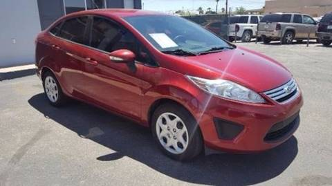 2013 Ford Fiesta for sale at Heritage Motors in Casa Grande AZ
