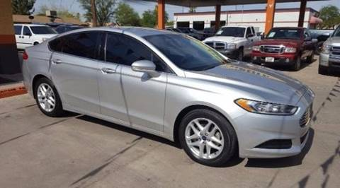 2014 Ford Fusion for sale at Heritage Motors in Casa Grande AZ