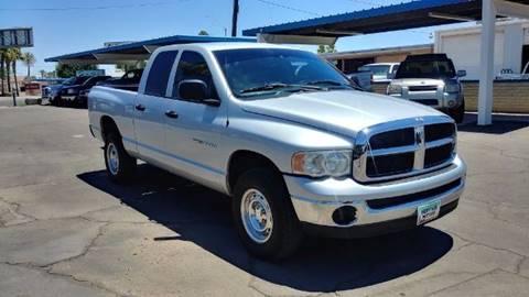 2004 Dodge Ram Pickup 1500 for sale at Heritage Motors in Casa Grande AZ