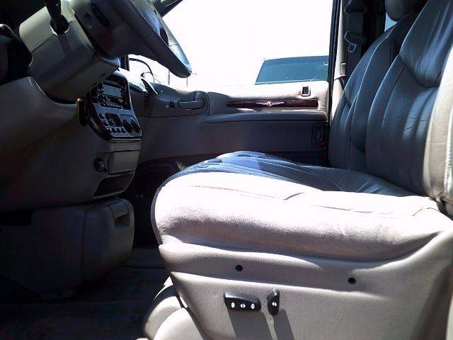 2000 Chrysler Town and Country for sale at Heritage Motors in Casa Grande AZ
