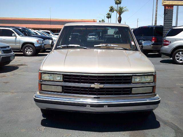 1990 Chevrolet C/K 1500 Series for sale at Heritage Motors in Casa Grande AZ