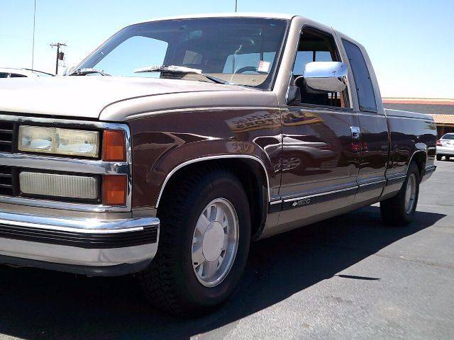 1990 Chevrolet C/K 1500 Series for sale at Heritage Motors in Casa Grande AZ