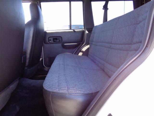 2001 Jeep Cherokee for sale at Heritage Motors in Casa Grande AZ