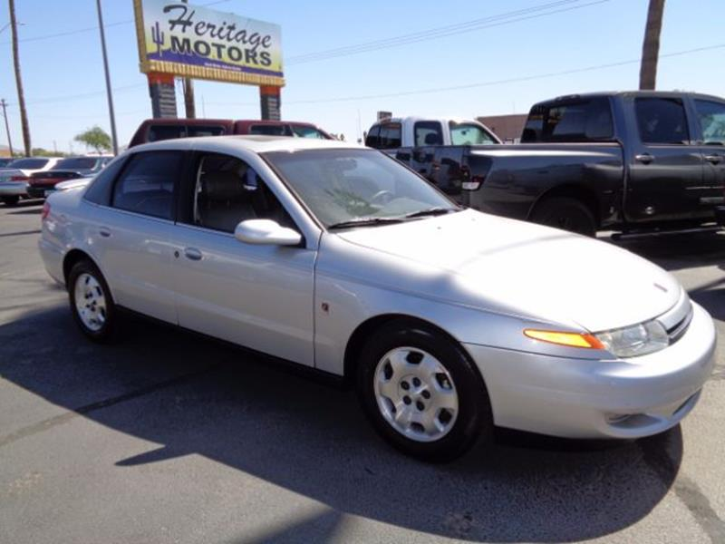 2002 Saturn L-Series for sale at Heritage Motors in Casa Grande AZ