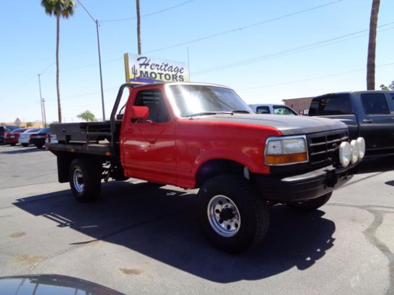 1996 Ford F-350 for sale at Heritage Motors in Casa Grande AZ