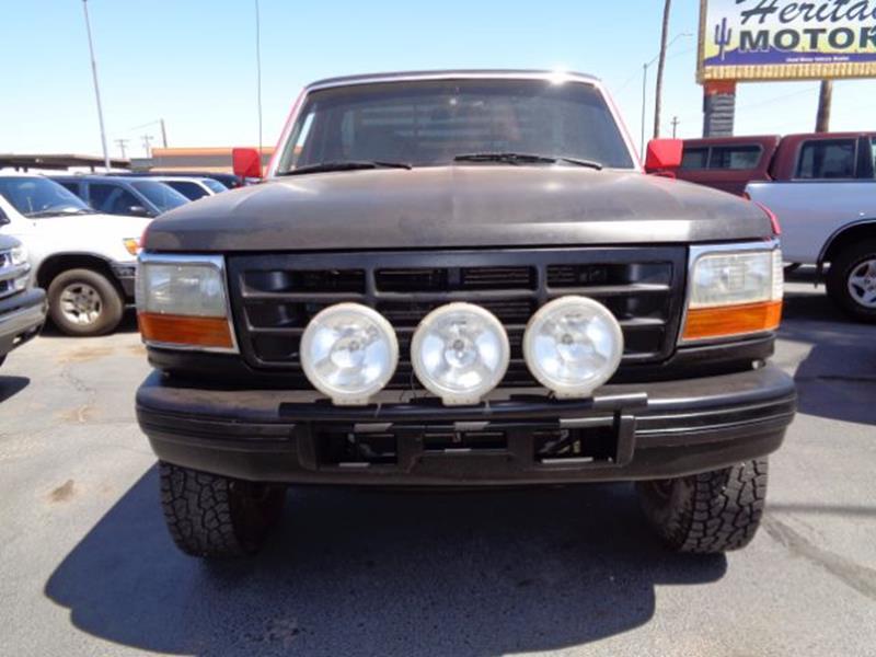 1996 Ford F-350 for sale at Heritage Motors in Casa Grande AZ